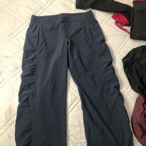 Full length jogger pants